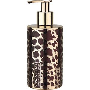 #3610 — Golden Safari Soap Dispenser