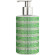 #3802 — Diamonds Green Soap Dispenser